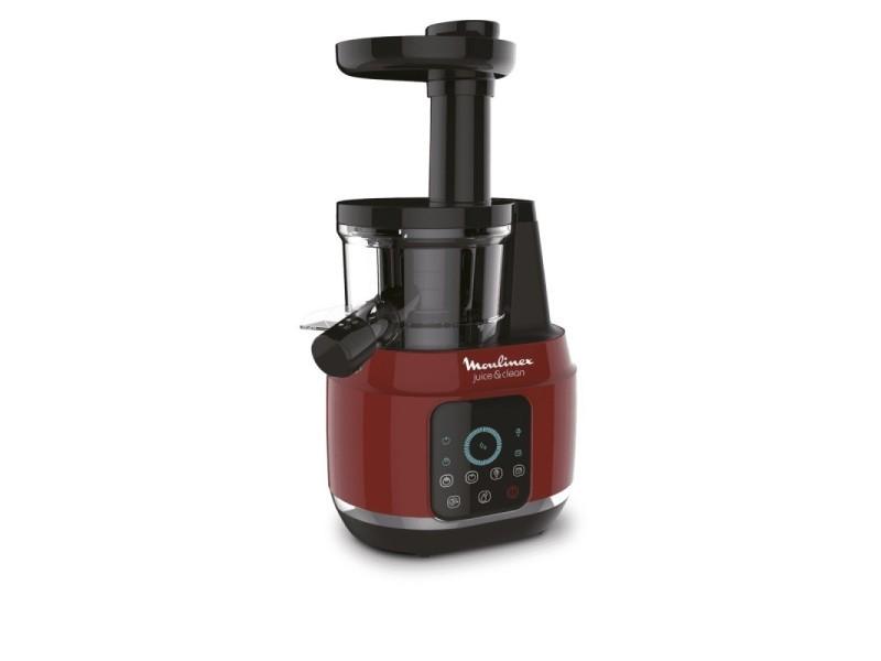 Extracteur de jus clean rouge zu420g10 moulinex -
