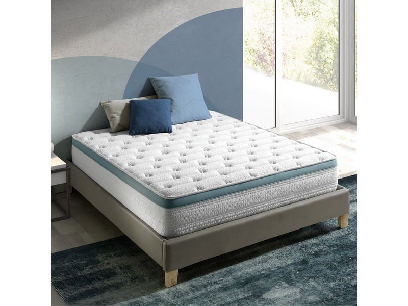 matelas m moire de forme feran ice 90x200 22cm paisseur marckonfort vente de matelas 2. Black Bedroom Furniture Sets. Home Design Ideas