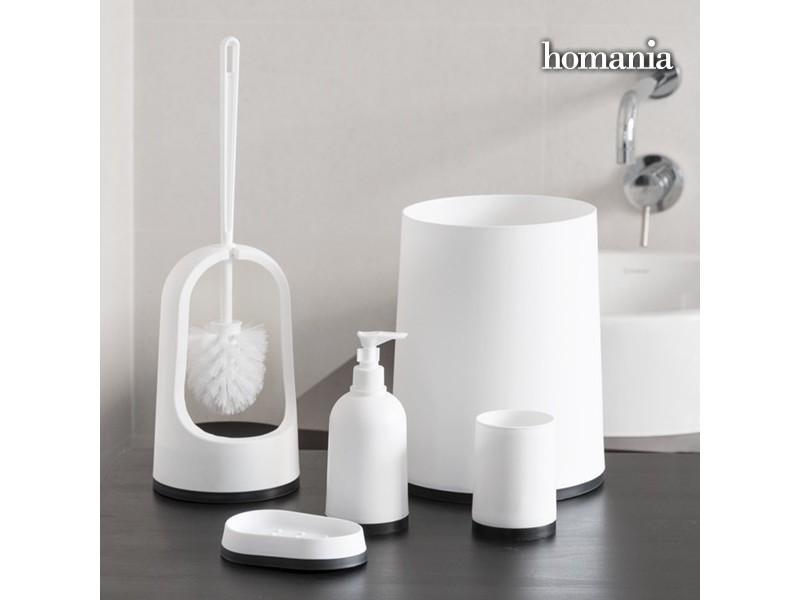 Accessoires de salle de bain pcs décoration wc corbeille