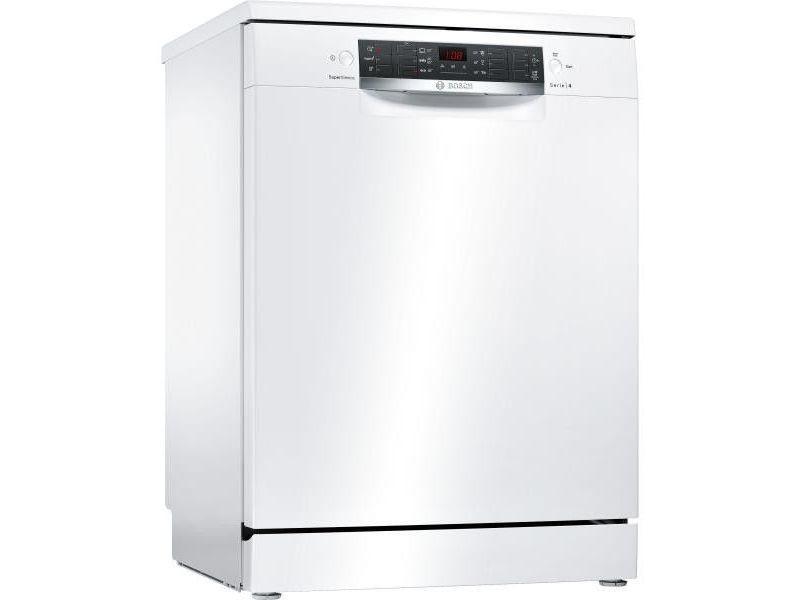 Lave-vaisselle pose libre bosch 13 couverts 60cm a++, sms46jw03e 50248