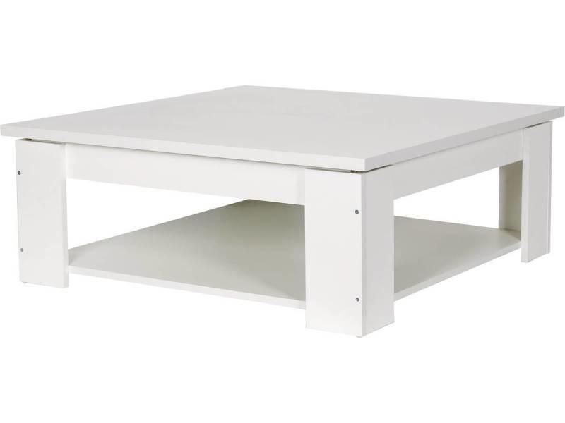 Table basse carrée \