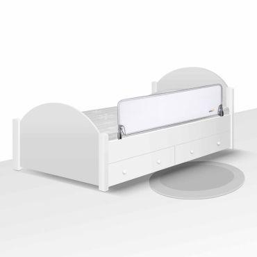 safety 1st barri re de lit de s curit 150 cm gris. Black Bedroom Furniture Sets. Home Design Ideas