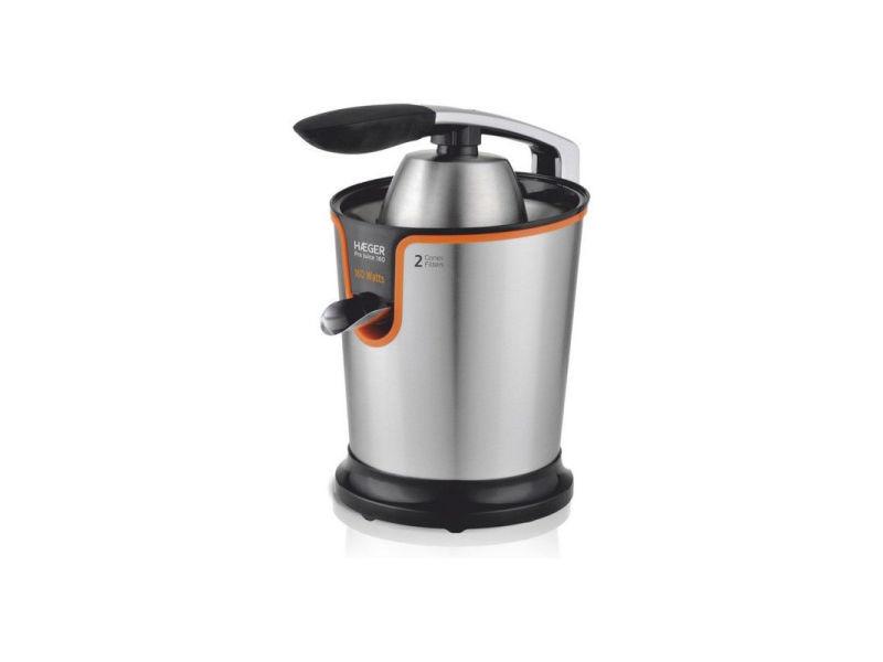 Centrifugeuse électrique haeger pro juice 160 w 160 w