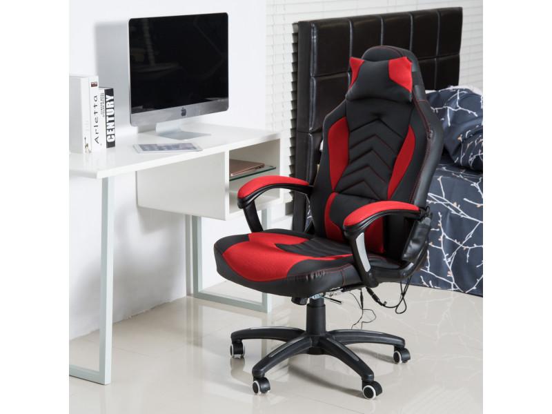 fauteuilchaise bureau de massage Luxe gamer fonction KcTFJ3l1