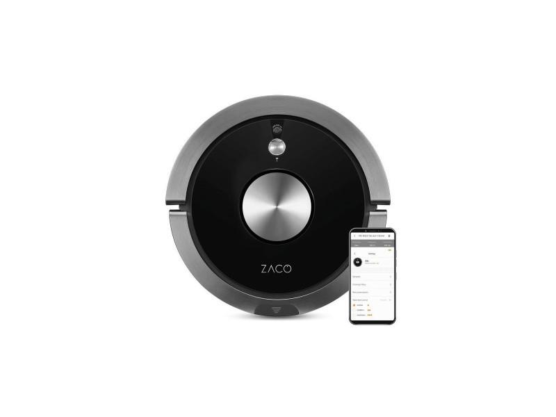 Zaco 501737 robot aspirateur laveur a9s - autonomie 120min - reservoir 300ml - puissance 22w AUC4260522140899