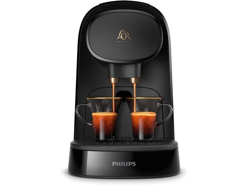Cafetière espresso automatique de 19 bars 1450w noir