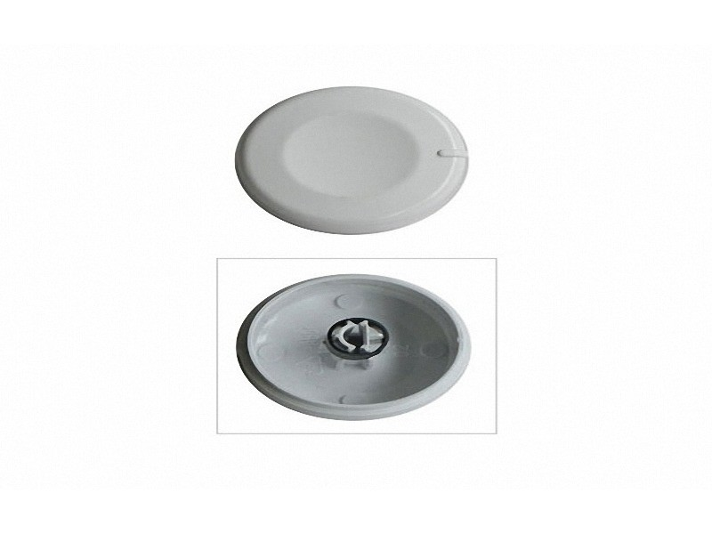 Bouton programmateur blanc pour lave linge whirlpool - 481241359155