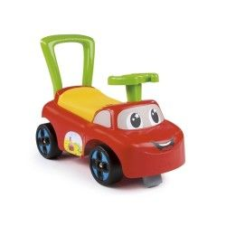 Porteur bébé smoby auto rouge
