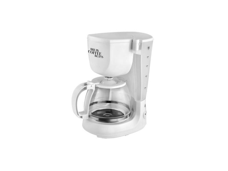 Tkg cm 1021 w cafetiere filtre - blanc KAL5413346339904