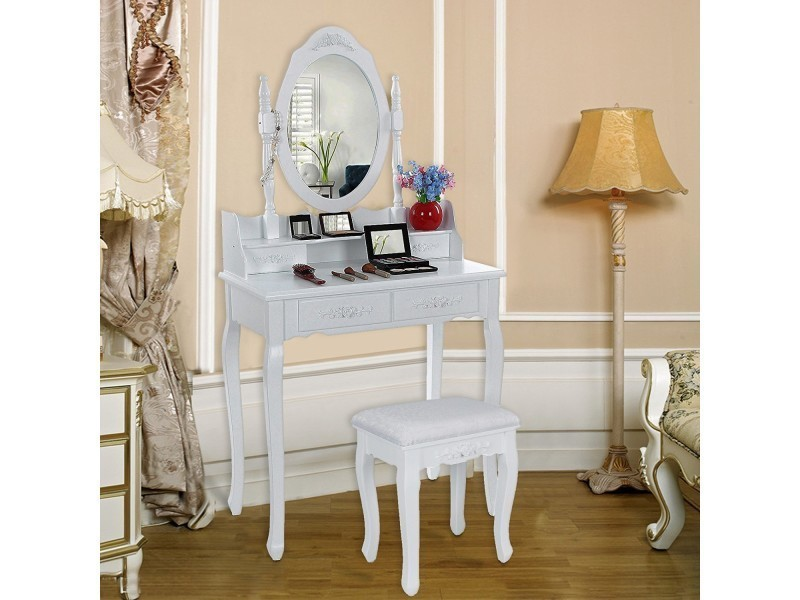 Coiffeuse avec miroir conforama top meuble coiffeuse avec for Cherche grand miroir