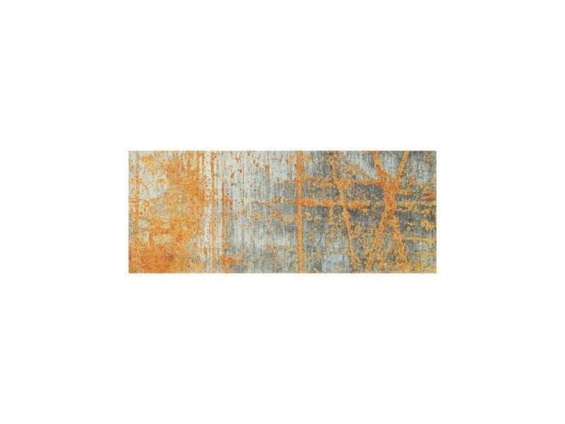 Tapis chambre rustic tx orange 110 x 175 cm tapis de salon ...