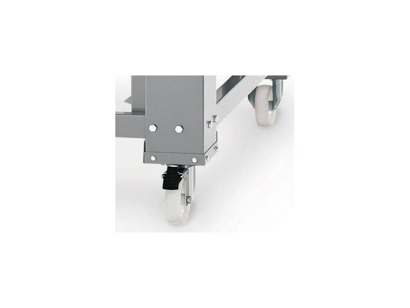 Support pour four convoyeur à avancement automatique mmtcb et mmtsb - italforni -