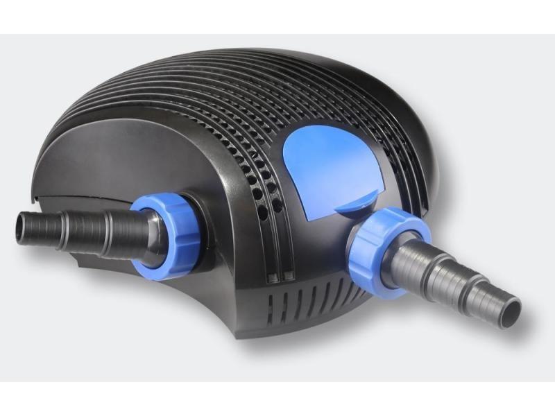 Pompe à eau de bassin filtre filtration cours d'eau eco 12000l/h 100 watts helloshop26 4216042