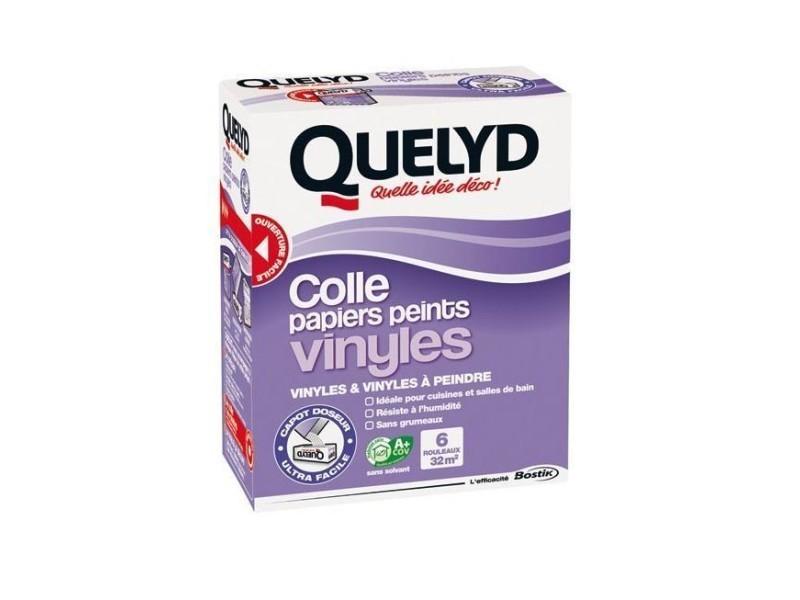 Quelyd - colle papiers peints vinyles 300g - 30601637