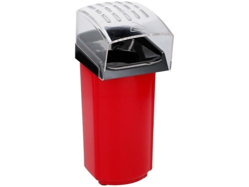Appareil a pop corn superbe machine à pop-corn - modèle rouge