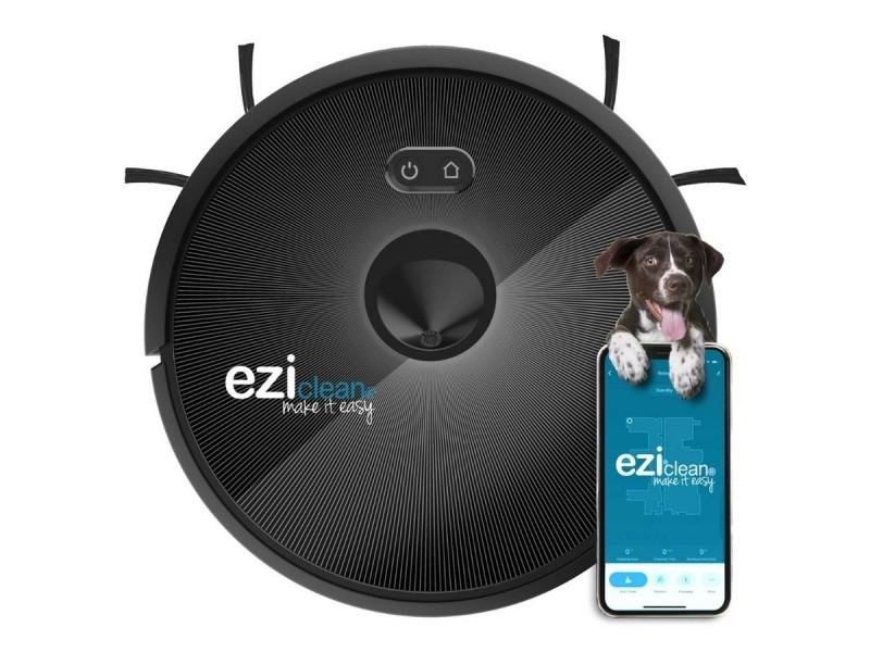 Robot aspirateur connecté eziclean® connect x600 EZI3760190145864