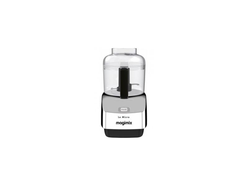 Hachoir micro chrome brillant CDP-18116F