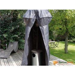 Housse de protection pour parasol chauffant ø 128 cm