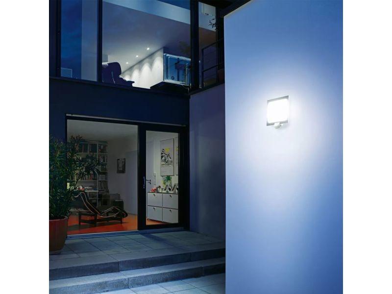Steinel applique murale d'extérieure avec détecteur l 20 STE4007841566814