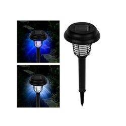 Lampe solaire anti moustiques pour jardin