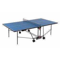 Tennis de table extérieur garlando e plateau bleu e progress c-163e