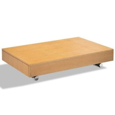Table basse relevable cube coloris b ton extensible 10 - Table basse relevable extensible conforama ...