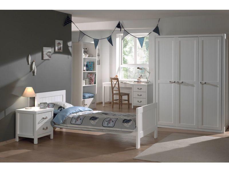 Ensemble complet pièces pour chambre enfant moderne avec lit