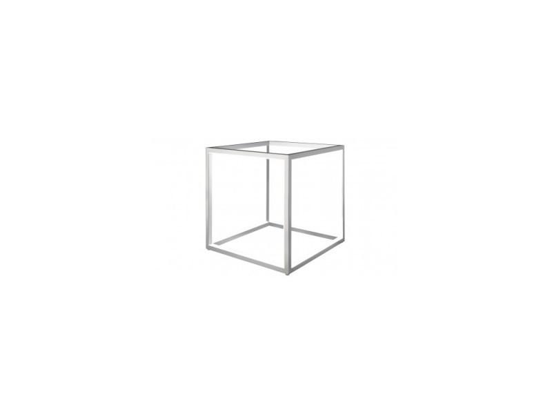 De Delux Lampe Aluminium Sompex Design Leds Cube Poser Vente À k8wPX0On