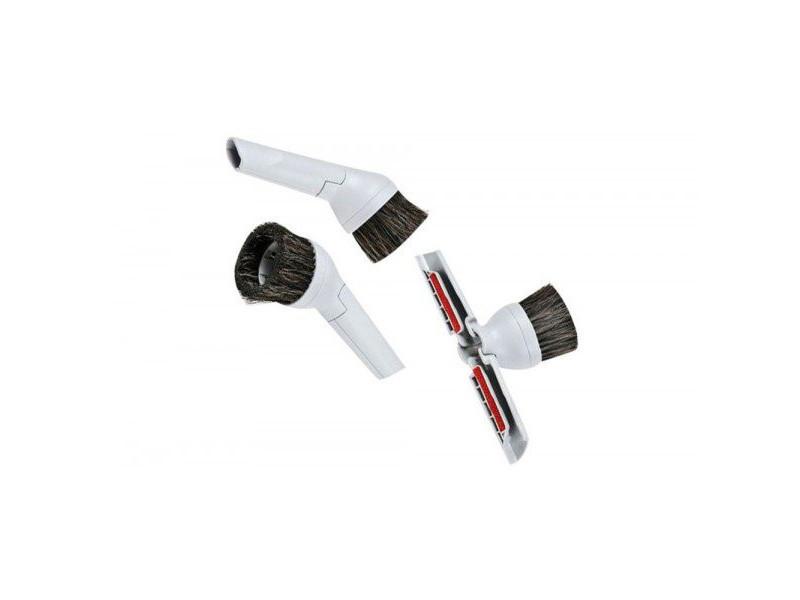 Brosse 3en1 32mm + 1 adaptateur 35 mm - ze063 ze063
