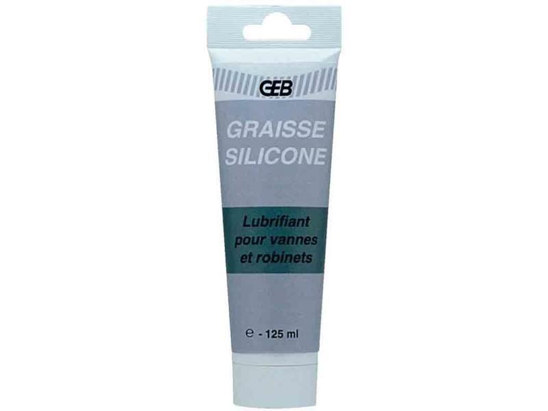 Geb - lubrifiant pour vanne et robinet - tube étui 125 ml BD-582476
