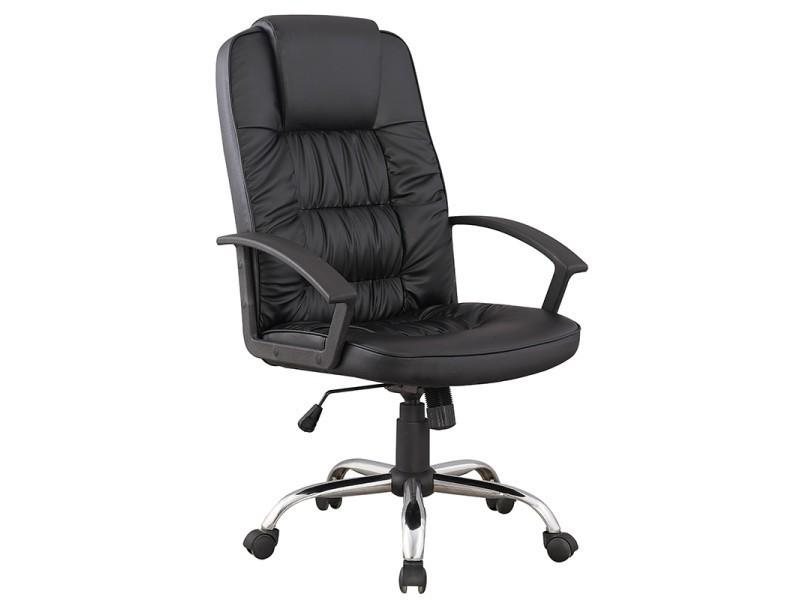 Fauteuil de bureau noir king vente de fauteuil de bureau