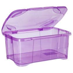 Coffre de rangement - 30 l. - violet