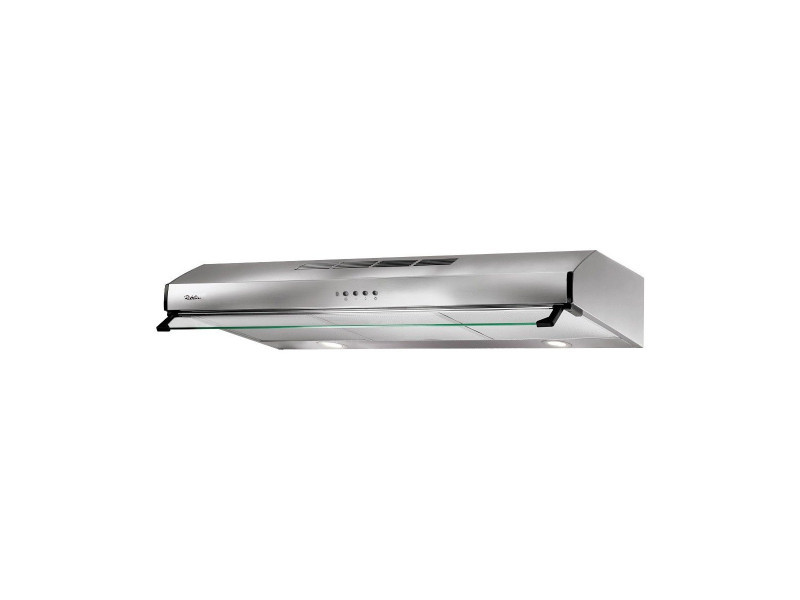 Roblin visière 9740 - standard - 90 cm - inox - hotte