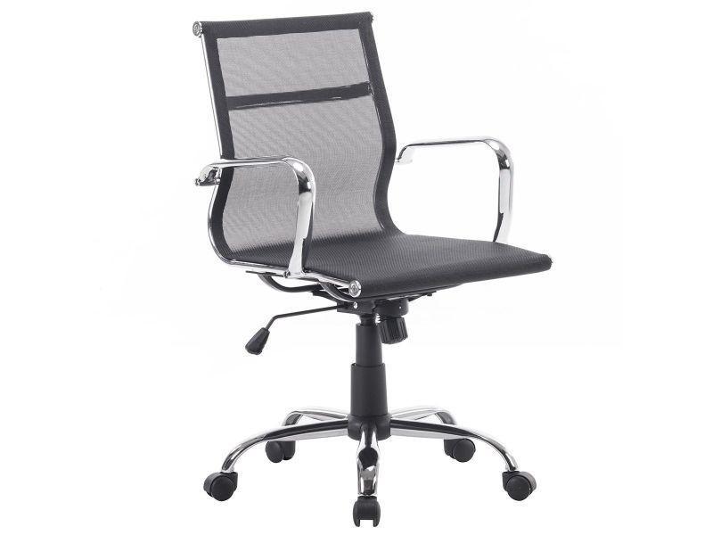 Kaat fauteuil de bureau noir vente de altobuy conforama