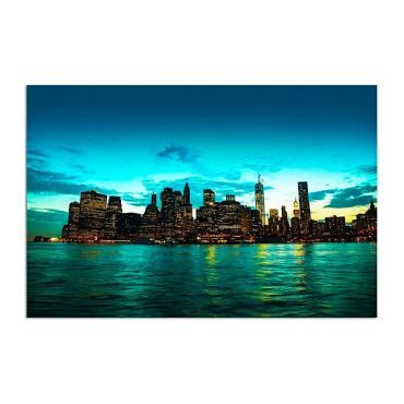 Tableau New York City Can 1 Tyk M 30691 50x40 Vente De Recollection Conforama