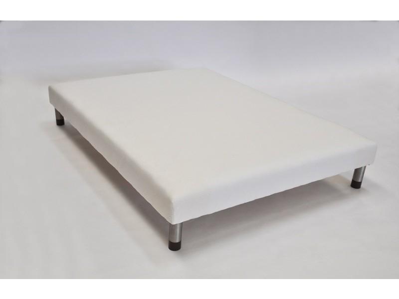 sommier tapissier 140x190 hauteur de 12 cm vente de autres conforama. Black Bedroom Furniture Sets. Home Design Ideas