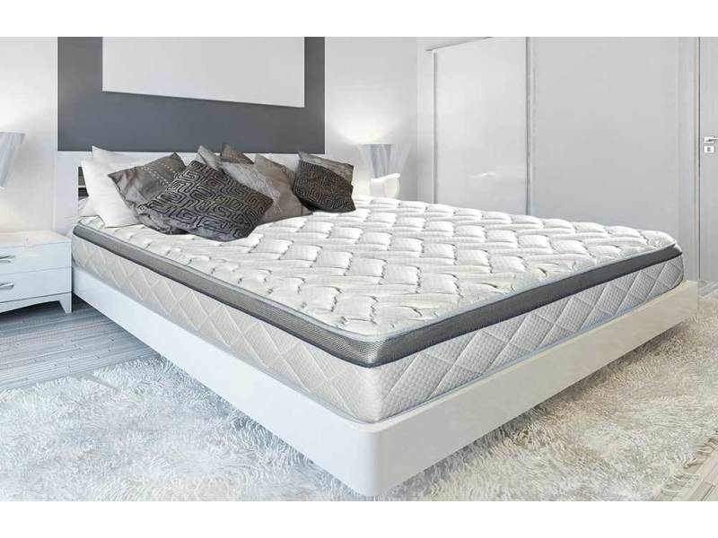 matelas aura 90x200 m moire de forme 26 cm vente de. Black Bedroom Furniture Sets. Home Design Ideas