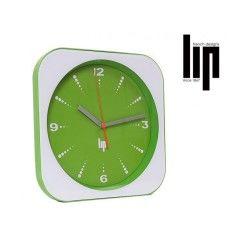 Horloge pendule exactitude lip retro vert