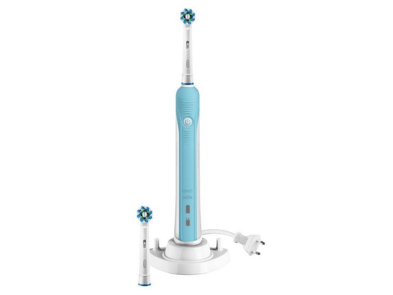 Brosse à dents électrique oral-b pro 770 crossaction 7366