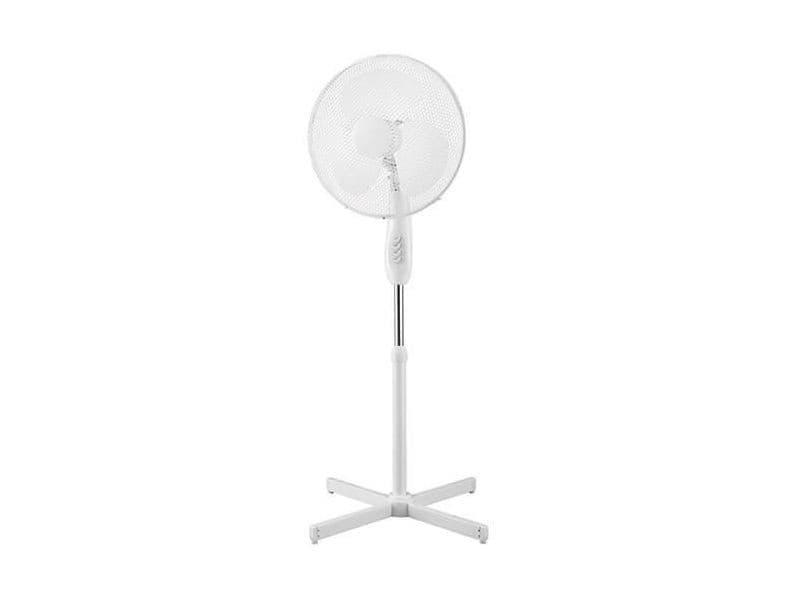 Ventilateur fs40t ventilateur sur pied - diametre : 40 cm - 50 watts - 3 vitesses - hauteur : 120 cm - oscillant - inclinable