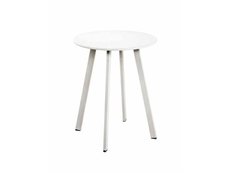 Paris prix - table d'appoint design ronde \