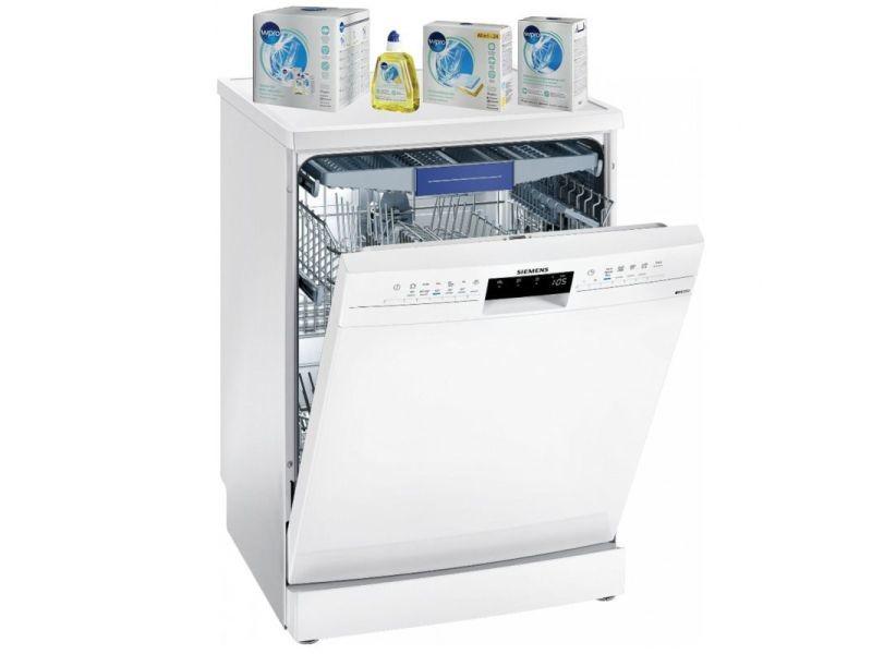 Lave-vaisselle posable blanc 44db 14 couverts 60cm varioflex