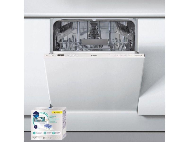 Whirlpool Lave Vaisselle Tout Integrable Encastrable 44db A 14