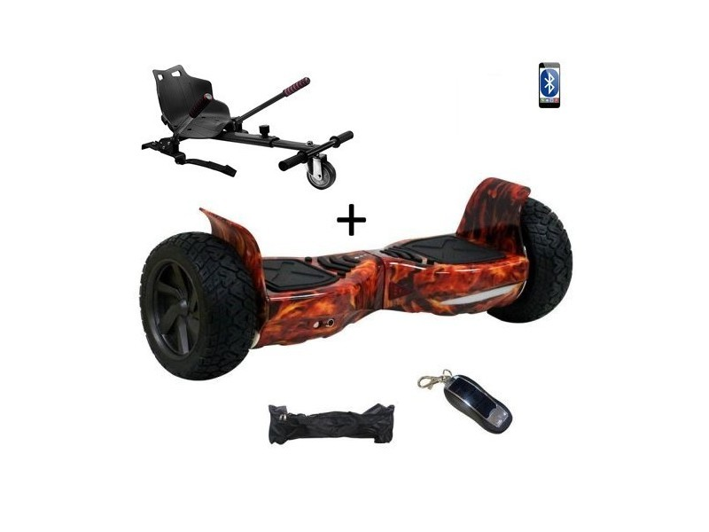 Pack hoverboard 8,5