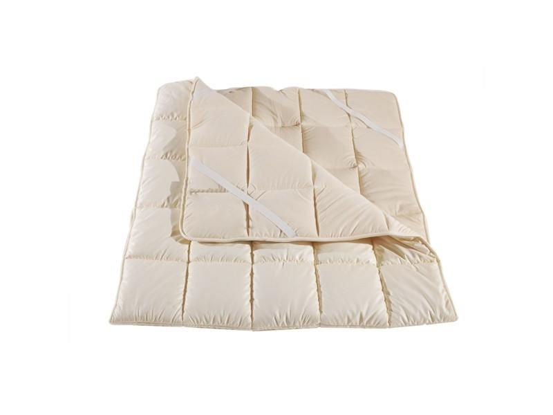 surmatelas coton 140x190 cm vente de europe et nature conforama. Black Bedroom Furniture Sets. Home Design Ideas