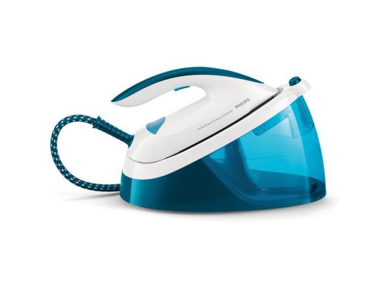Philips gc6830/20 centrale vapeur perfectcare compact essential - bleu