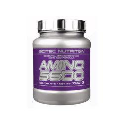 Amino 5600 500 tabs scitec nutrition