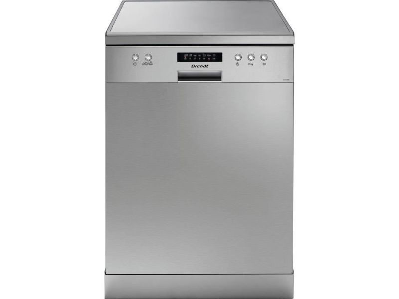 Lave-vaisselle pose libre brandt 12 couverts 59.8cm a++, bra3660767977150 BRA3660767977150