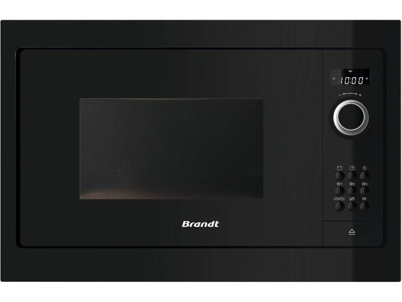 Micro-ondes encastrable 26l brandt 900w 59.2cm, 1033894 3653
