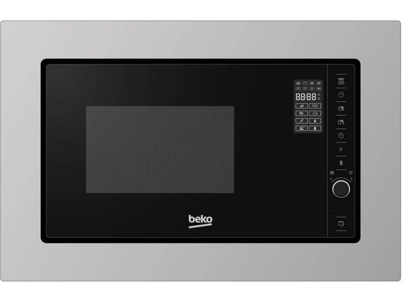 Micro-ondes encastrable 20l beko 800w 59.4cm, mob20231bg